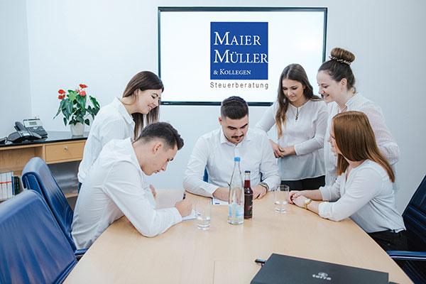 maier-mueller-kollegen Ausbildung