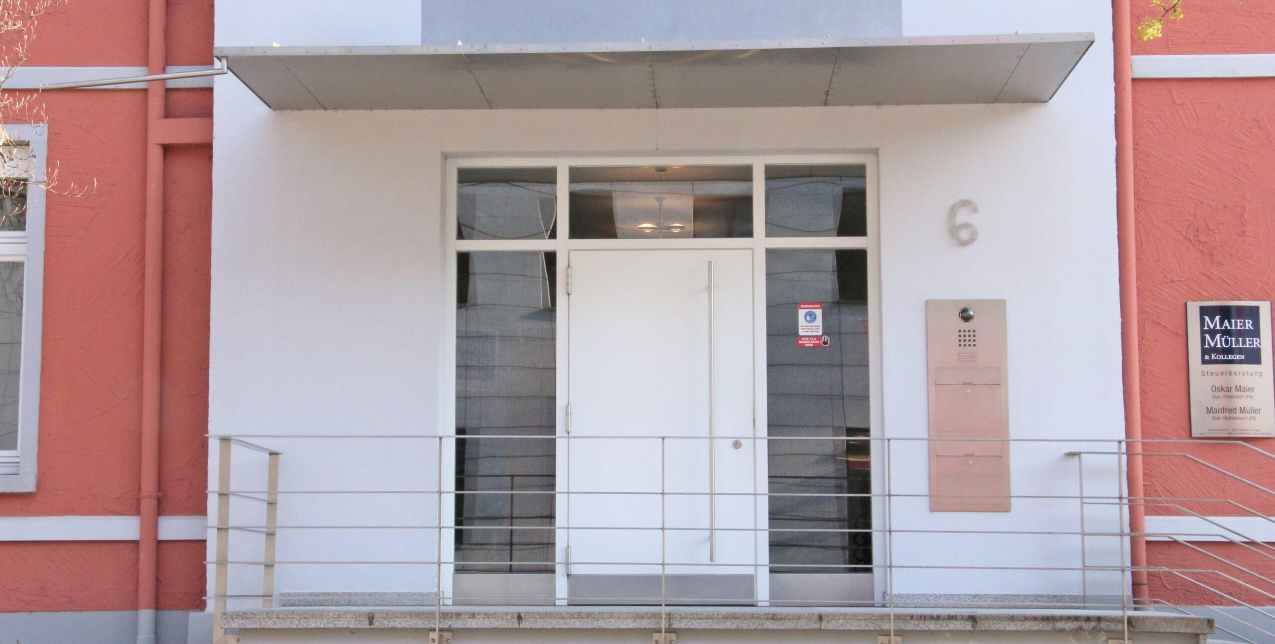 maier-steuerberatung-waldshut-tiengen-home-page-eingang